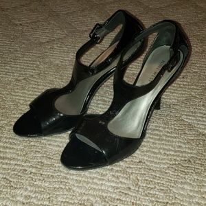 Nine West T-Strap Stilettos